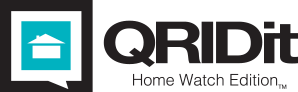 QRIDit Home Watch Edition