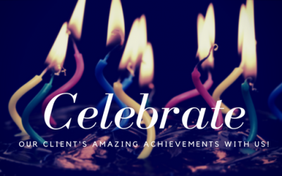 Help Celebrate Our Client's Amazing Achievements!